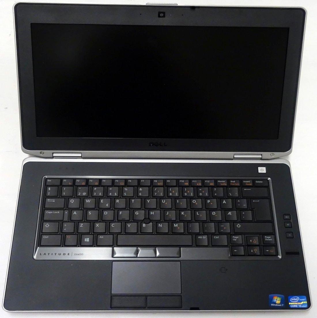 Dell Latitude E6430 I5 3340m R 4gb H 320gb 14 Scandic